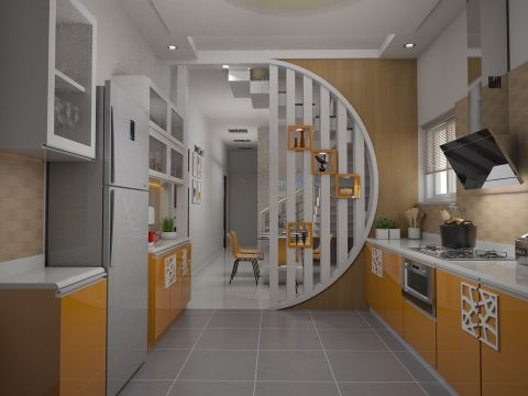 KITCHEN  Kohinoor Interiors