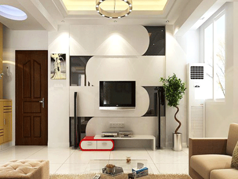 LIVING ROOM  KP Interiors