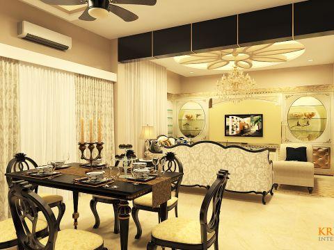 DINING ROOM  Kredenza Interior Studios