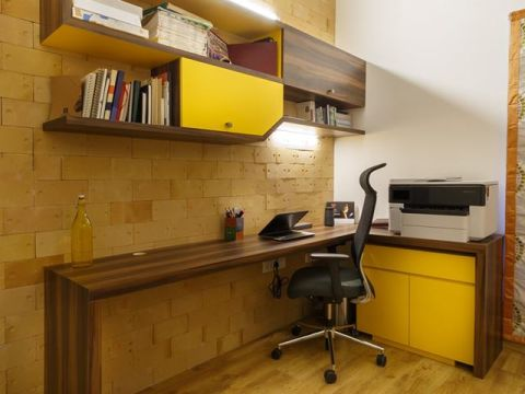 STUDY/OFFICE ROOM  Kriya Design Studio