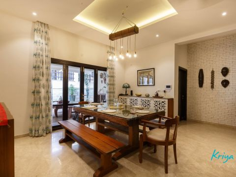 DINING ROOM  Kriya Design Studio