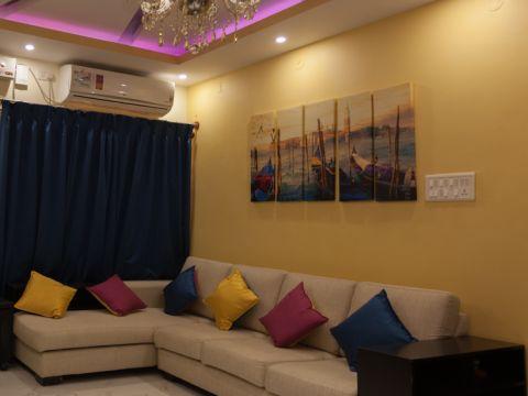 LIVING ROOM  Kriyartive Interior Design