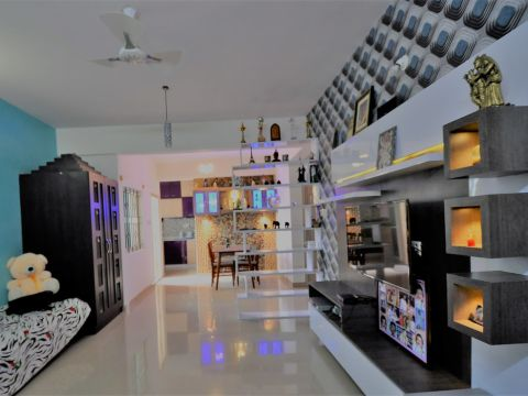 NURSERY/KID'S ROOM  Kriyartive Interior Design