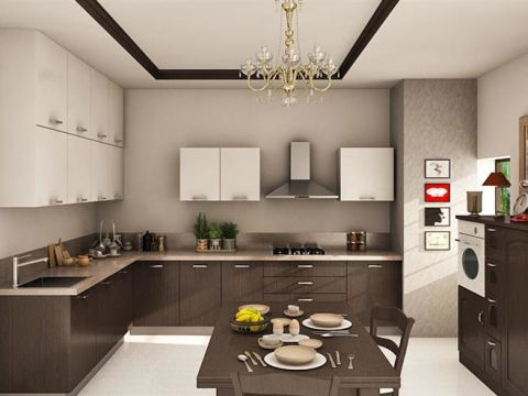 KITCHEN  LONGBELL INTERIORS PRIVATE LIMITED
