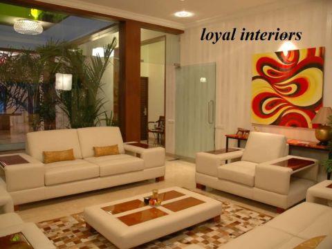 LIVING ROOM  Loyal Interiors