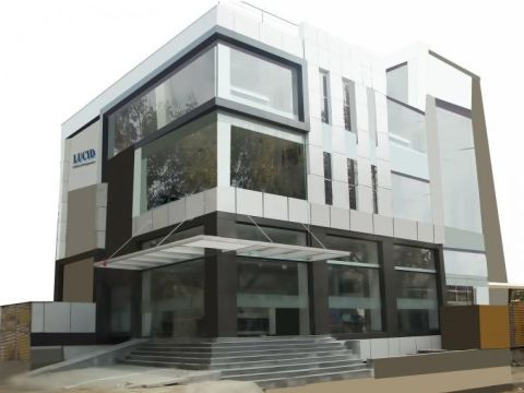OFFICE BUILDINGS  Lucid Design India Pvt. Ltd.