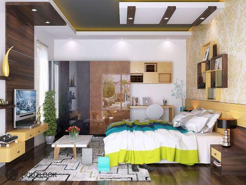 BEDROOM  Manas Badajena