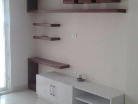 LIVING ROOM  Chamundi Interiors
