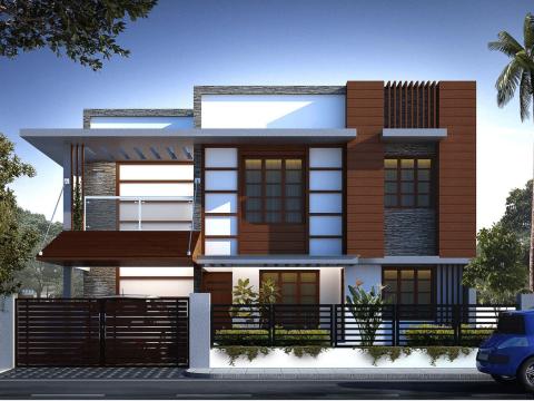 HOUSES  Mathew and Saira Architects