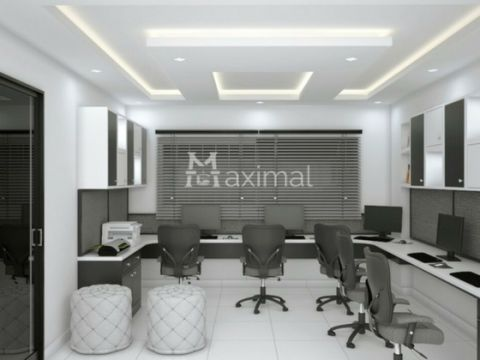 OFFICE BUILDINGS  Maximal Interiors