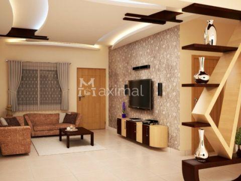 LIVING ROOM  Maximal Interiors