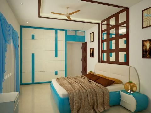 BEDROOM  Megha Jain