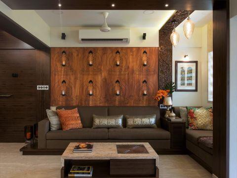 LIVING ROOM  Meraki Interiors