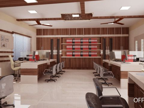 OFFICE BUILDINGS  Merito Interio