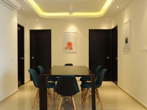 DINING ROOM  Midori Architects
