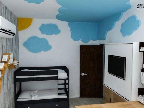 NURSERY/KID'S ROOM  Miniotecture Studio