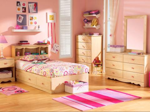 NURSERY/KID'S ROOM  MS Techno Decorators