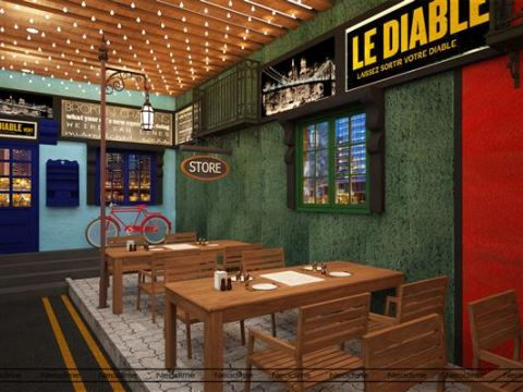 BARS & CLUBS  Neodime Interiors