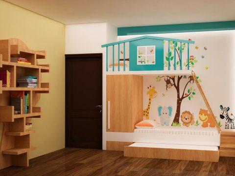 NURSERY/KID'S ROOM  NVT Design Studio