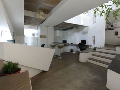 OFFICES & STORES  Ocher Architects