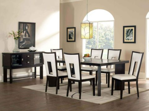 DINING ROOM  Om Interiors and Designers