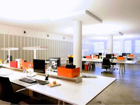 OFFICE BUILDINGS  Om Interiors and Designers