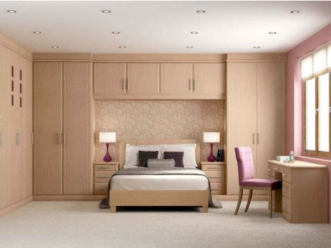 BEDROOM  Om Interiors and Designers