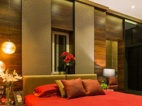 BEDROOM  One four zero five  Design Studio