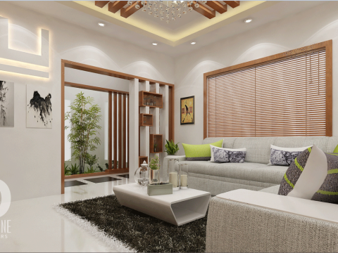 LIVING ROOM  Only one Interiors