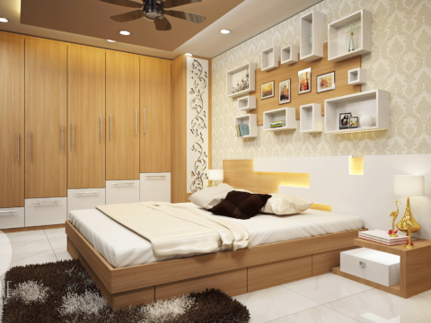 BEDROOM  Only one Interiors