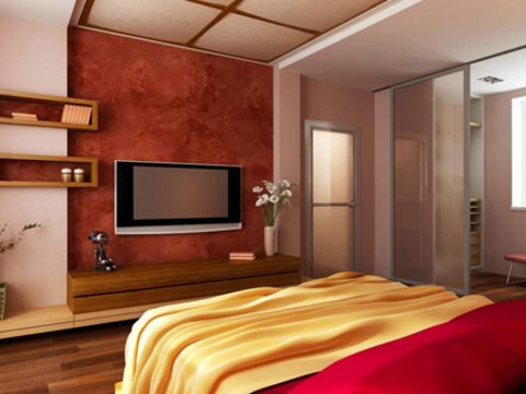 BEDROOM  Orange Interiors