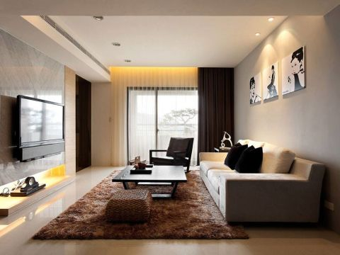 LIVING ROOM  Perfect Interior Designs