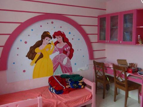 NURSERY/KID'S ROOM  Peril Interiors