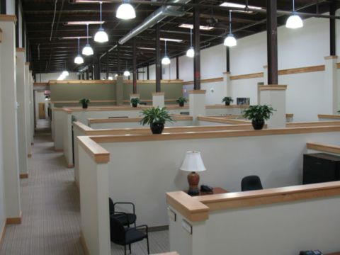 OFFICES & STORES  PNR Interior solutions