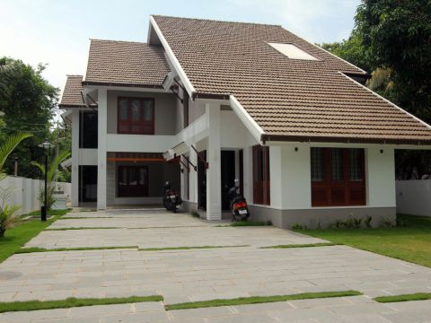 HOUSES  PS Binoy Architects