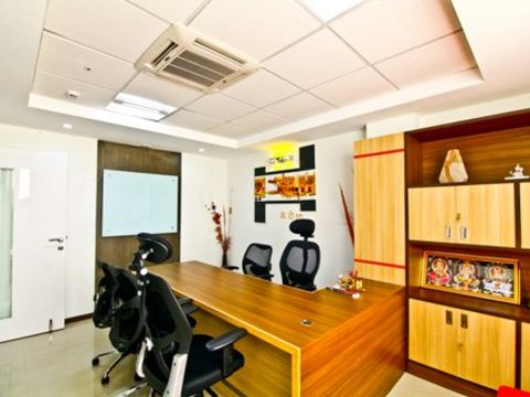 OFFICE BUILDINGS  R K Interiors