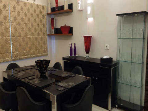 DINING ROOM  Raamz Interiors