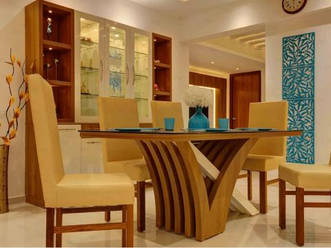 DINING ROOM  RAK Interiors