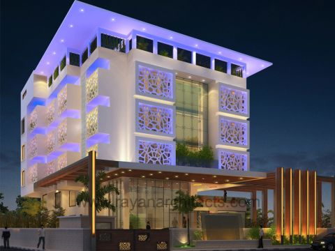 HOTELS  Rayan Ibrahim Architects