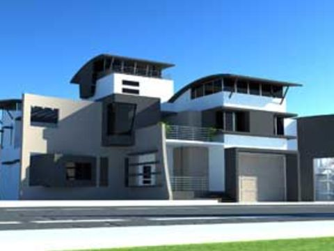 HOUSES  Rhythm of Space Design Studio