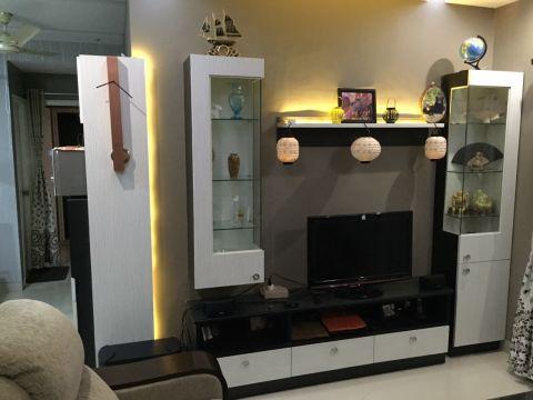 LIVING ROOM  Richa Jatale
