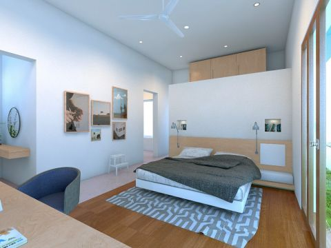 BEDROOM  RnG Architects
