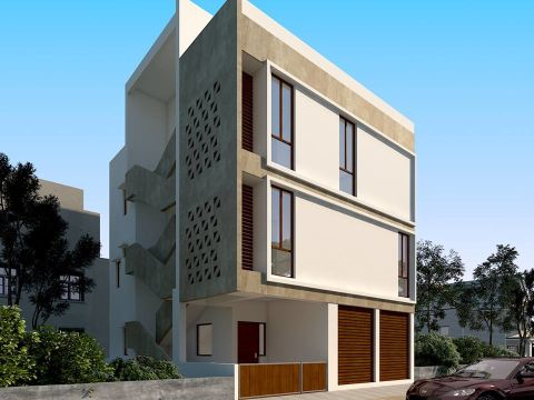 HOUSES  RnG Architects