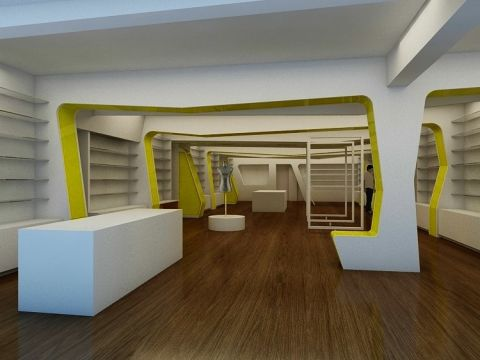 SHOPPING CENTRES  RnG Architects