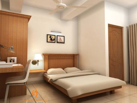 BEDROOM  Sahana Creation