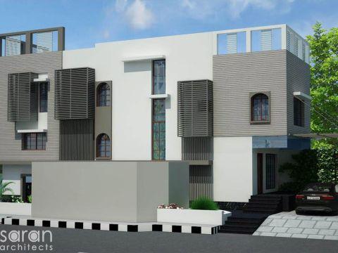 HOUSES  Saran Architects