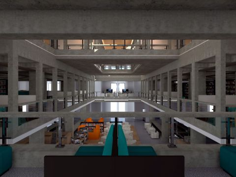 OFFICES & STORES  SEKOS Architects and Interior Designers