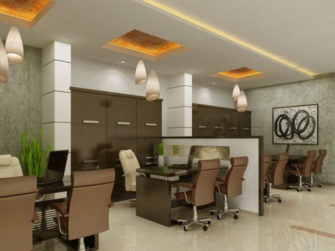 OFFICES & STORES  Shree Designers