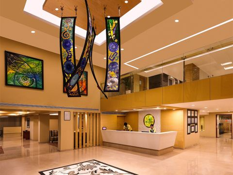 OFFICE BUILDINGS  Siraj and Renu Architects and Interior Designers
