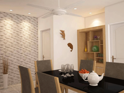 DINING ROOM  Sobith Interiors